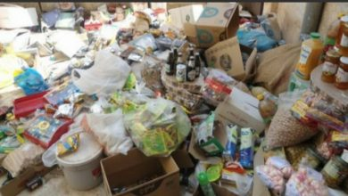 Photo of الاقتصاد: اغلاق 4 منشآت واغلاق 25 طن مواد تالفة خلال اسبوع
