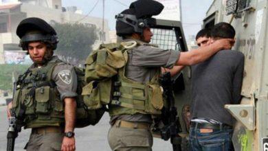 Photo of الاحتلال يعتقل فلسطينيين في القدس بحجة انتمائهم لحماس