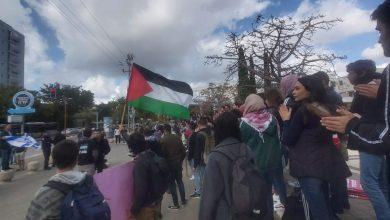 Photo of مظاهرات في تل ابيب رفضا لمشاريع مخططات ضم الضفة