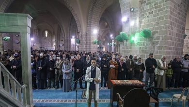 """Photo of """"الاوقاف بغزة"""" نتابع المطالبات الواسعة بشأن المساجد بعد قرار المطاعم"""