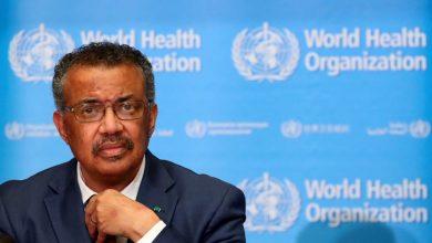 Photo of منظمة الصحة العالمية: فايروس كورونا سيكون معنا لفترة طويلة