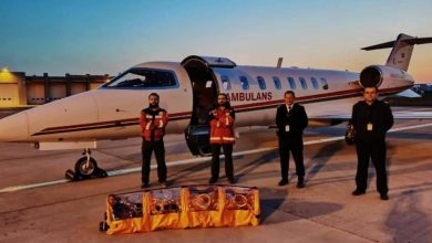 Photo of تركيا تجلي مواطنا بطائرة خاصة من السويد بعد رفض معالجته ….