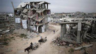 """Photo of """"وزارة الاشغال"""": تصدر بيانا هاما بشأن المنحة القطرية لترميم البيوت بغزة"""