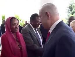 """Photo of من هي السودانية التي طلب نتنياهو نقلها لـ """"تل أبيب""""؟"""