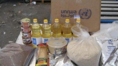 Photo of الأنروا: مرفق برابط الفحص استئناف غدًا الأربعاء، توزيع المساعدات الغذائية (الكابونات الصفراء)