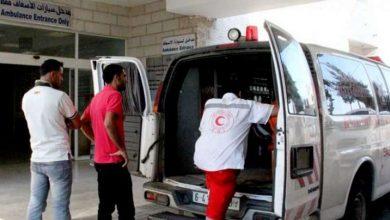 Photo of اصابة 3 مواطنين اثر حادث سير وقع في وسط القطاع