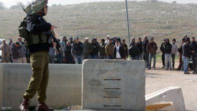 Photo of انخفاض كبير لدى العمال الفلسطينيين في الداخل المحتل