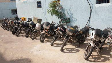 Photo of مباحث غزة: تضبط 11 دراجة نارية مسروقة