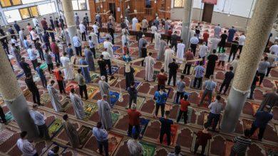 Photo of قرار بفتح المساجد في غزة لأداء صلاة الجمعة فقط