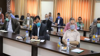 Photo of الصحة بغزة: لقاء تقييم لأداء عمل مراكز الحجر الصحي