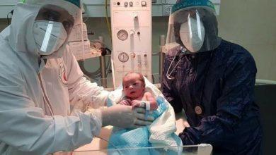 Photo of بالصور: اصابة اول طفل رضيع بفايروس كورونا في فلسطين