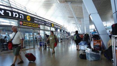 Photo of 600 مسافرفقط وصلوا إسرائيل خلال أبريل إثر أزمة كورونا