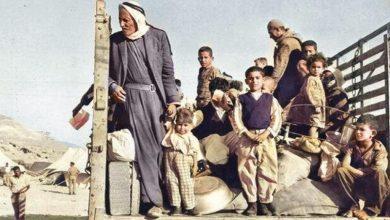 "Photo of ""لأول مرة منذ النكبة"" نشر صور ملونة لمعاناة الشعب الفلسطيني"