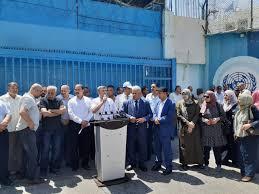 "Photo of اتحاد موظفي ""أونروا"" يعلن انتهاء أزمة المفصولين بغزة"