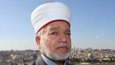 "Photo of ""مفتي القدس"": يؤكد ان الجرائم والعمليات لا تمثل شعبنا"