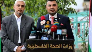 Photo of بعد فحص 234 عينة….  الصحة بغزة: لا إصابات جديدة بفيروس كورونا