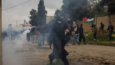 Photo of إصابات جراء قمع جيش الاحتلال لمسيرة كفر قدوم الأسبوعية