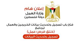 Photo of فتح باب تحديث البيانات للخريجين والعاطلين عن العمل بوزارة العمل