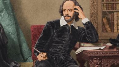 Photo of شكسبير تحت المجهر قصة حياته ونشأته ج1 من سلسلة أعرف كاتب