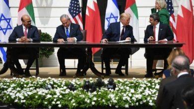 Photo of أول تعليق من السلطة الفلسطينية على توقيع اتفاقات التطبيع