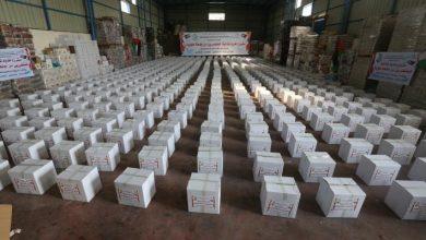 Photo of الأونروا توزع طرود غذائية ل300 ألف أسرة في غزة
