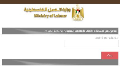 Photo of تسجيل وتحديث بيانات الخريجين والعمال بوزارة العمل