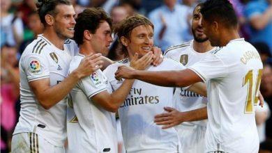 Photo of تشكيلة ريال مدريد الليلة في دوري أبطال أوروبا