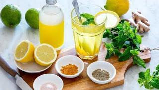 Photo of ١٠ مشروبات صحية تطرد سموم الجسم