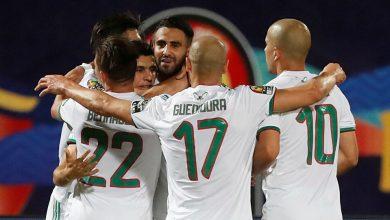 Photo of رسمياً: الجزائر ثاني المتأهلين إلى كأس أمم إفريقيا