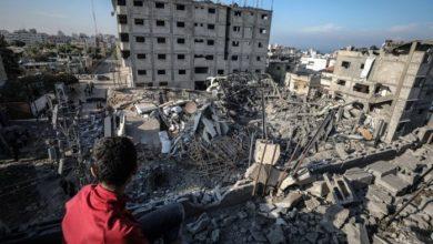 """Photo of الأشغال بغزة: اتفقنا مع """"أونروا"""" بالسعي للحصول على أموال إنهاء الإعمار"""