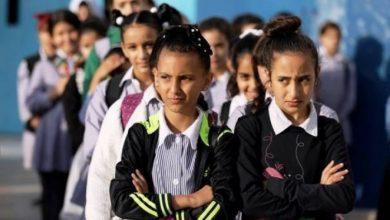 """Photo of التعليم بغزة"""":  توضح الأمور داخل المدارس وكفية الدوام"""