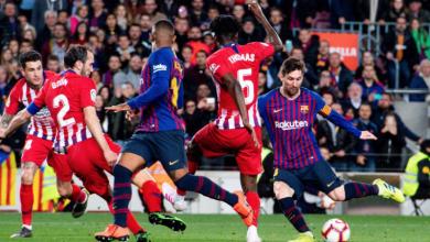 Photo of إصابة جديدة تضرب أتليتكو مدريد قبل مواجهة برشلونة