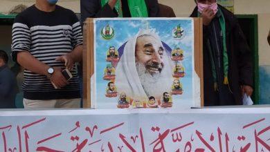 Photo of الكتلة الاسلامية في ذكرى معركة حجارة السجيل ….