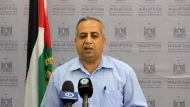 Photo of العمصي:  يوضح نسبة البطالة في غزة