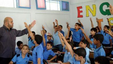 Photo of أونروا توضح إمكانية عودة المرحلة الابتدائية للمدارس