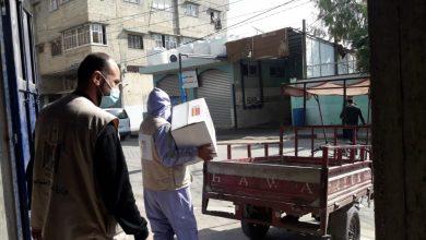 Photo of تقدم  التنمية المساعدة عاجلة على المحجورين منزليًا بغزة