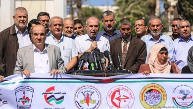 Photo of بيان صحفي مهم لفصائل المقاومة حول آخر مستجدات الحالة السياسية