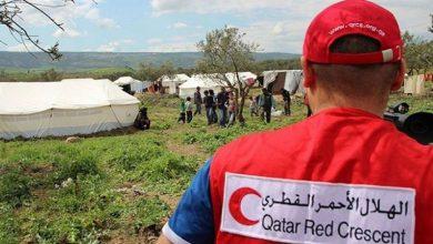"""Photo of الهلال الأحمر القطري و""""أونروا"""" يطلقان حملة لإغاثة 23 ألف فلسطيني"""