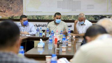 Photo of اجتماع هام لخلية الأزمة نهاية الأسبوع لمناقشة الموقف من الإجراءات الحكومية بغزة