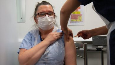 Photo of Covid: All over-50s in UK to be offered vaccine by May