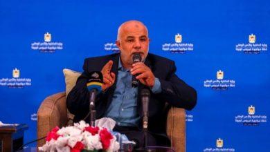 Photo of تصريح هام من وكيل وزارة الداخلية اللواء توفيق أبو نعيم