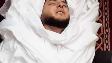 Photo of شاهد  الحظه وفاة الدكتور  محمد ابو رويضة