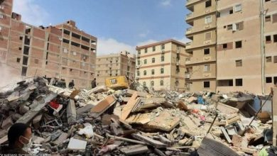 "Photo of ""مصنع الموت"".. ماذا حدث أسفل عقار جسر السويس المنهار؟"
