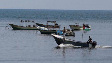 Photo of حدث غريب ولأول مرة فى بحر قطاع غزة .  التفاصيل