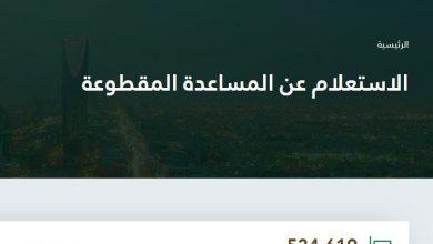 Photo of موعد صرف المساعدة المقطوعة شهر رمضان 1442 رابط الاستعلام عن مقطوعة الضمان الاجتماعي رمضان الجديدة