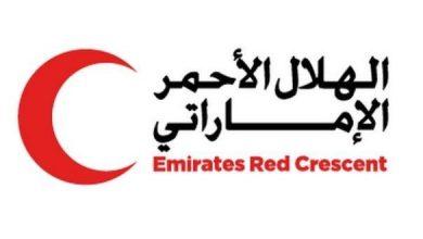 """Photo of الهلال الأحمر"""" يبدأ تجهيزات مشروع المساعدات الغذائية للأسر الفقيرة بدعم من دولة الإمارات"""