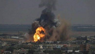 Photo of حدث خطير ولأول مرة ، تم إكتشافه خلال الحرب على غزة 2021