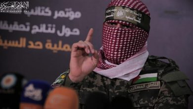 Photo of أبو عبيدة: قيادة المقاومة تمهل الاحتلال حتى السادسة مساء.. وإلا