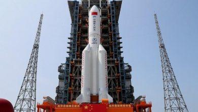 Photo of بقايا الصاروخ الصيني تسقط.. إليكم التفاصيل
