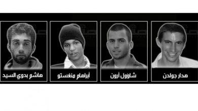 "Photo of يُنشر لأول مرة … الكشف عن تفاصيل صفقة تبادل الأسرى بين ""غزة"" و ""إسرائيل"""